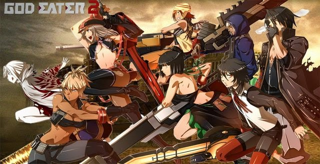 God-Eater-Gets-Anime-By-Ufotable